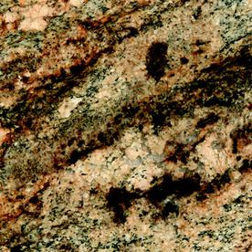 SenSa Lapidus Granite Kitchen Countertop Sample In Lowes