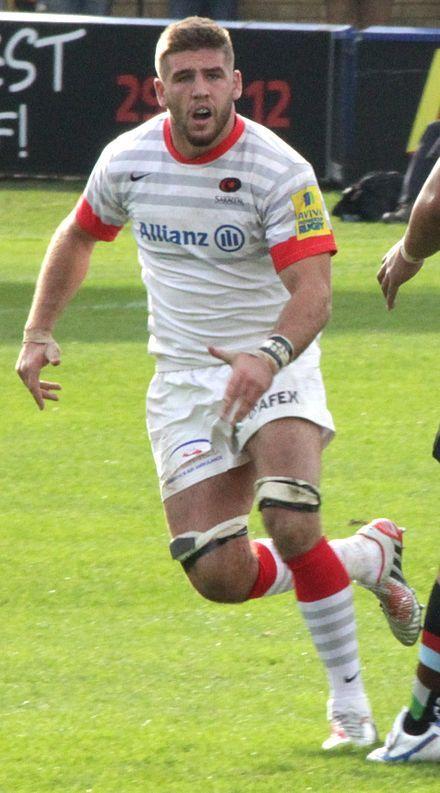 Will Fraser, Engeland
