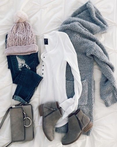 Frau alle weißen Outfits #fashionoutfits #whiteoutfit #fashiontrends #fash – Dagna Emelia