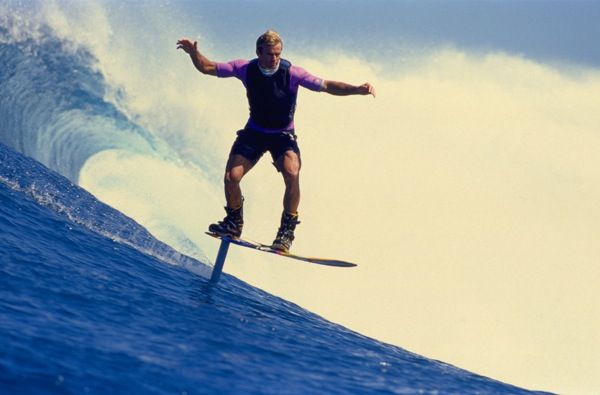 Laird, You Promised Hydrofoils   SURFER Magazine