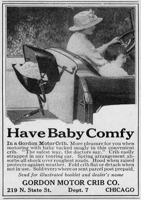 Ad from 1922. How things have changed!