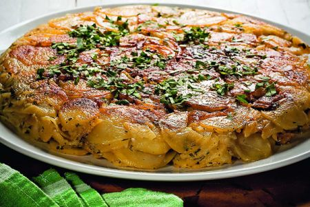Dordogine-i krumplilepény