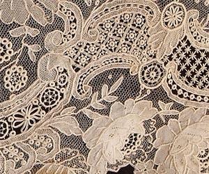 The Lace Guild - Flanders Needlelace - Point de Gaze