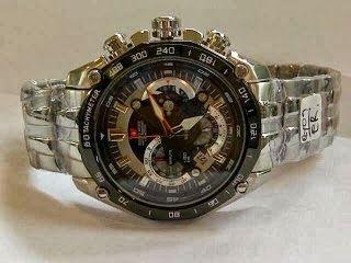 Jam Tangan Swiss Army 8709 Silver Black / RP 780,000 | BB : 21F3BA2F | SMS :083878312537