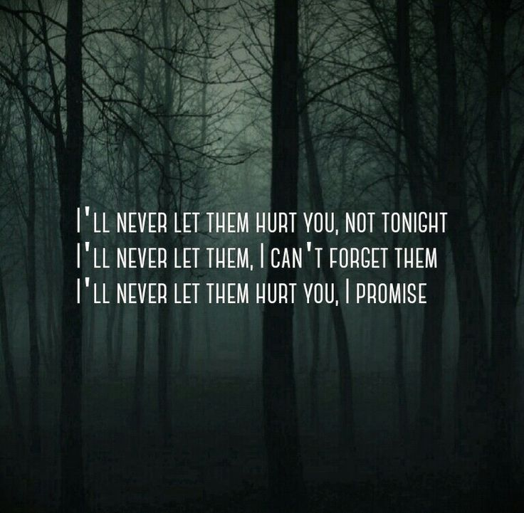 Vampires will never hurt you ~ My Chemical Romance
