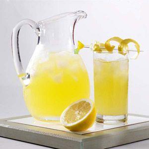 Spicy Lemon Drink  -  Lemon, pepper and sugar