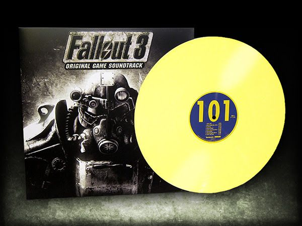 Nine Years After Release Fallout 3s Soundtrack Getting Another Vinyl Special Edition