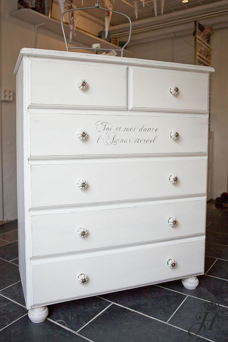 Home No,1 Design. Handpainted chest