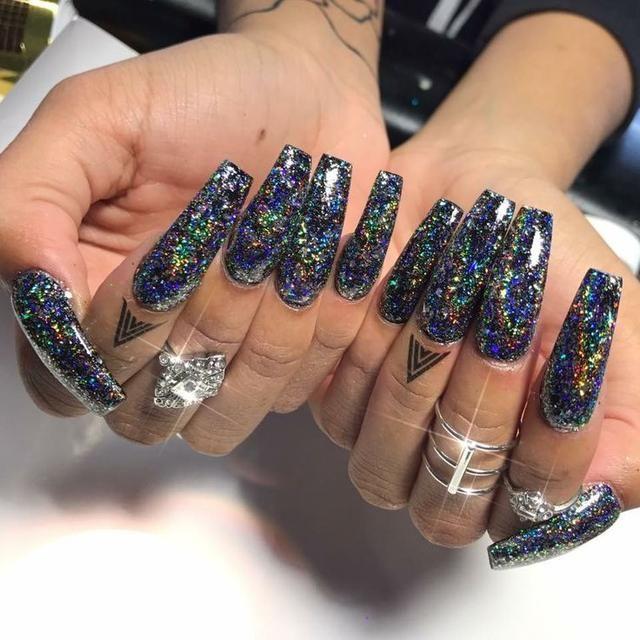 Beautiful Trendy Nail Designs 2019 | nails | Nails, Nail ...