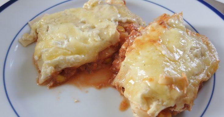 Kochen kann so leicht sein: Thunfisch-Lasagne