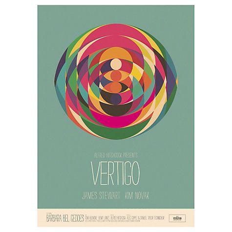 Buy House by John Lewis - Simon C. Page - Vertigo Unframed Print, 70 x 50cm Online at johnlewis.com