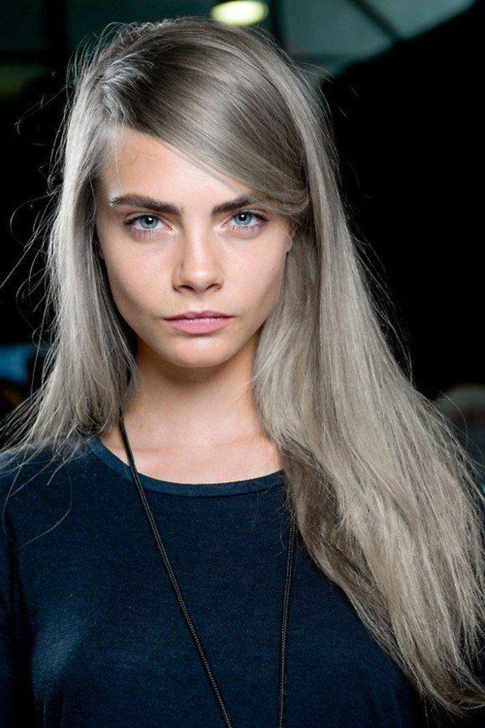 17 meilleures id es propos de cheveux cendr s sur - Couleur blond cendre photo ...