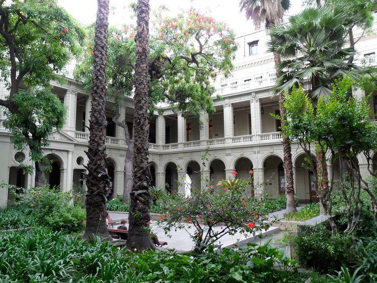 Las 14 universidades más sustentables de Chile   The Note