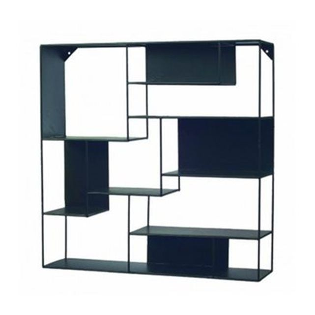 Best 20 etagere murale noire ideas on pinterest etagere noire peintures m - Etagere invisible ikea ...