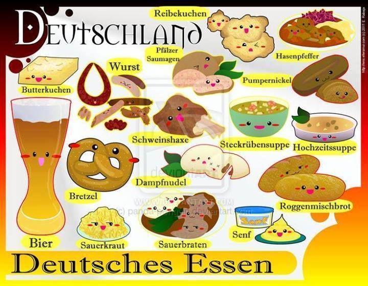 Deutsches Essen (from Facebook)