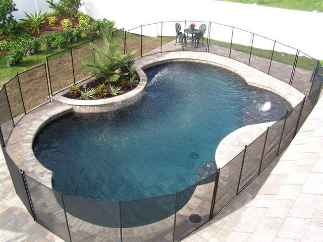 french gray pool finish | Swimming Pool painted with gray pool paint