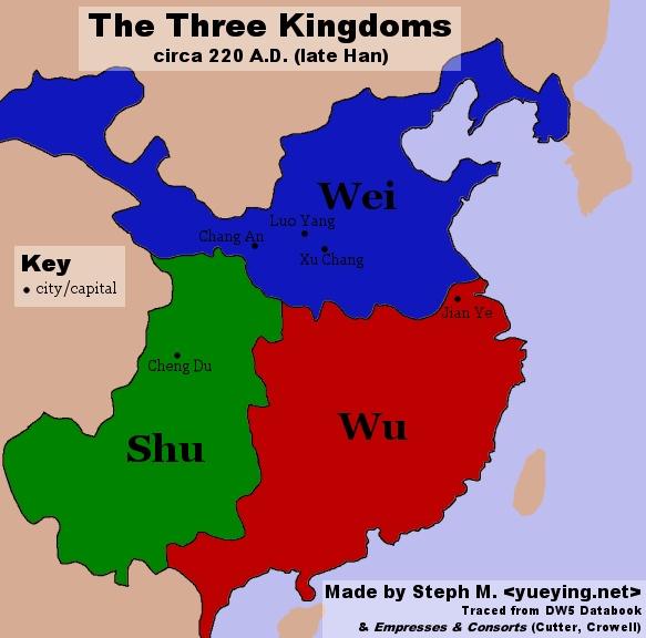 Romance of the Three Kingdoms Critical Essays