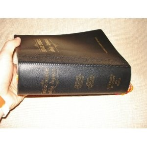 Tamil - English Bilingual Bible / English Standard Version - Tamil Original Version / Godlen Edges, Luxury Binding  $139.99