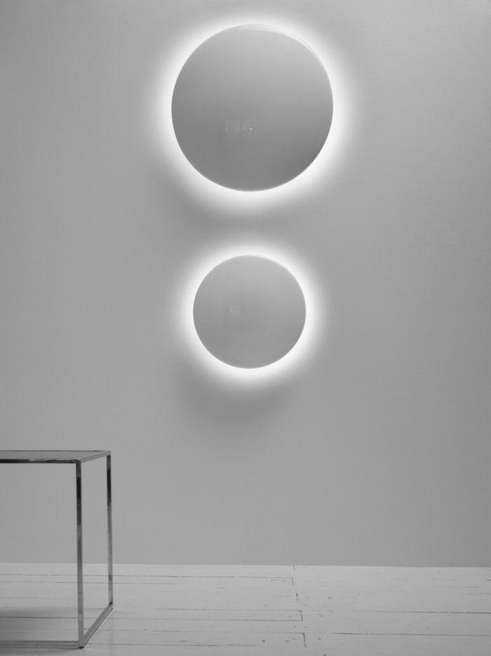 Indirekte Led Beleuchtung Moderne Büroeinrichtung Indirektes Licht Wand