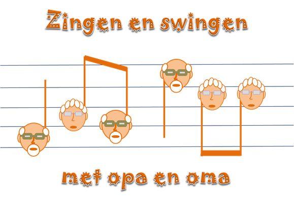 *▶ Zingen en swingen met opa en oma!