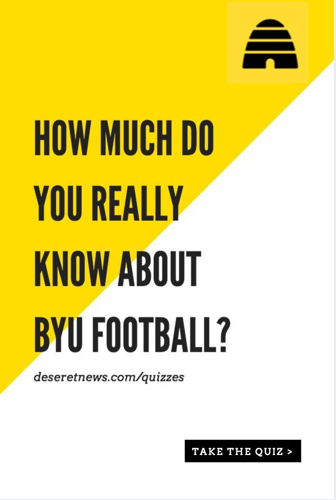 QUIZ: How much do you really know about BYU football?