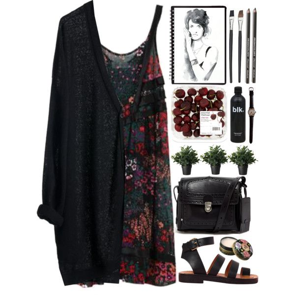 """Floral Woods"" by evangeline-lily on Polyvore"