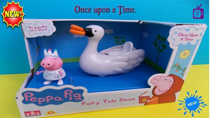 Peppa's Fairy Tale Swan.