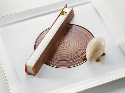 Laurent Jeannin - Bristol Hotel - Caramelised Brazil Nut #Edendiam loves