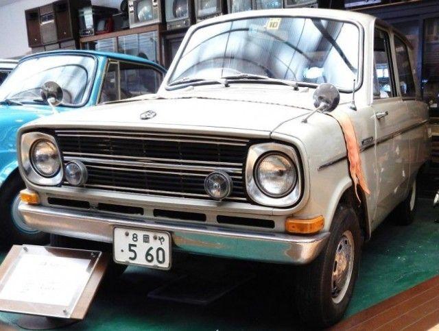 1966 Mitsubishi Minica