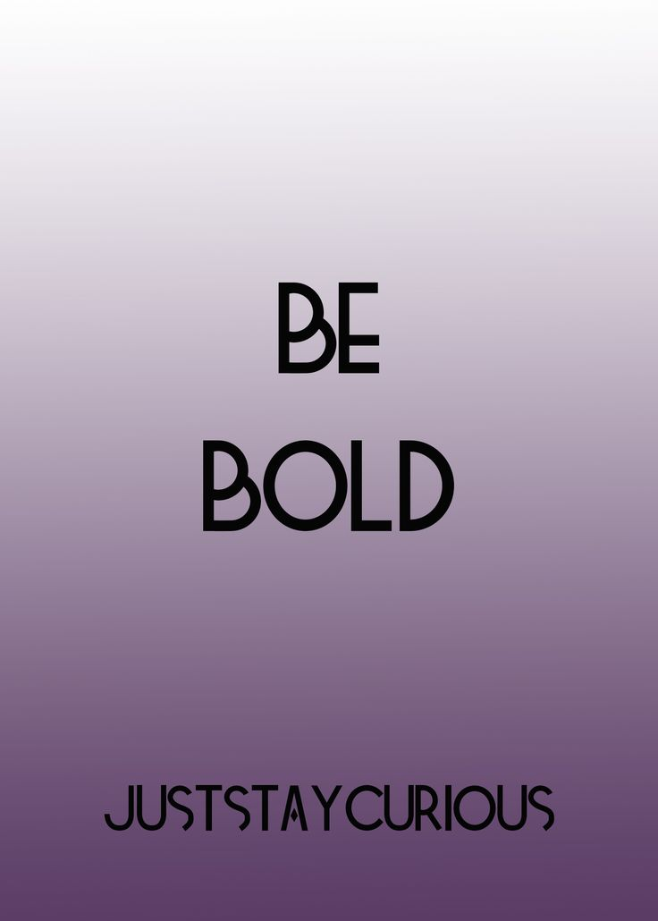 Be bold. Click to read more about self-love.