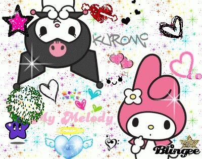 342 best KUROMI images on Pinterest | Sanrio, Hello kitty and Kawaii