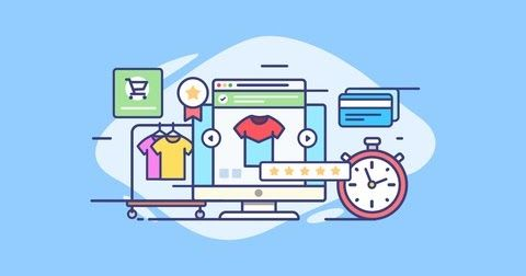 Complete E-Commerce Course - Java,Spring,Hibernate and MySQL. Step-by-step guide on how to develop a complete E-Commerce website with both front-end and back-end.