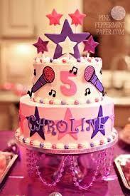 Barbie Pop Star Cake