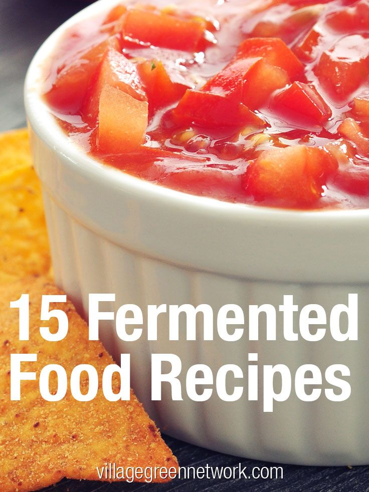 how to make homemade fermented foods