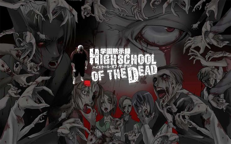 Our Favorite Horror Anime List: This is the Ultimate Horror Anime List that contains only the best horror anime. The list… #TopList #Anime