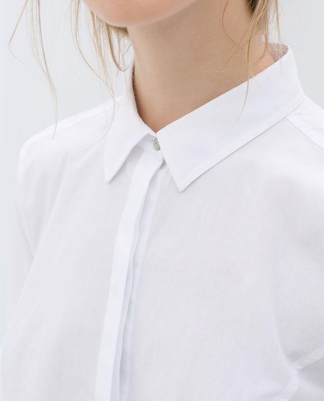 25  best Crisp white shirt ideas on Pinterest | The perfect white ...