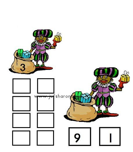 Splitsen met zwarte piet |Pinned from PinTo for iPad|