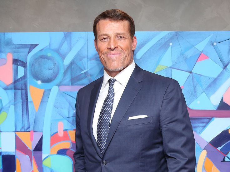 7 things Tony Robbins says you should do with your money - Business Insider