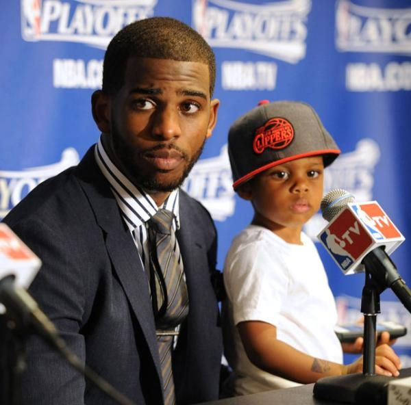 Chris Paul Son | The Best of the NBA in 2012