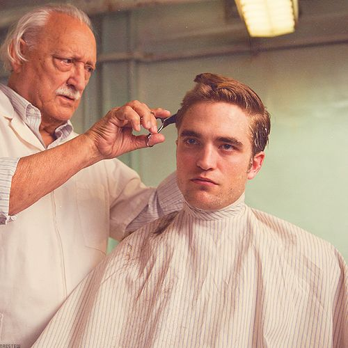 Rob Pattinson in 'Cosmopolis'