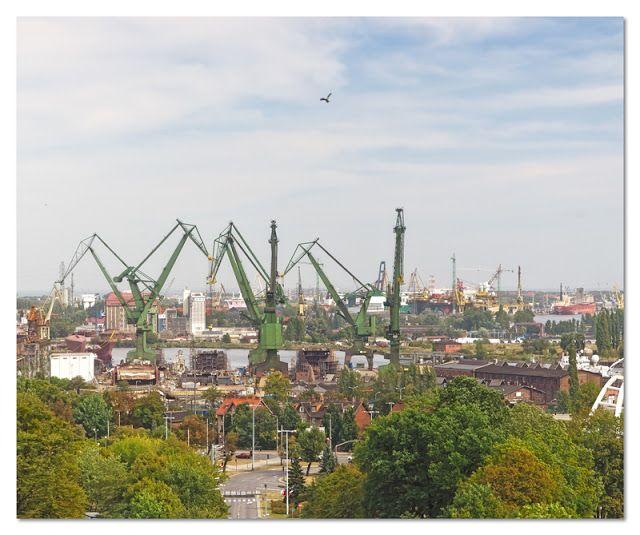 Gdańsk Stocznia, Shipyard
