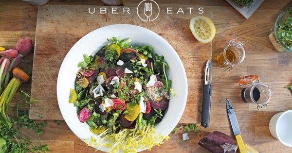 UberEATS, le service de livraison de repas par Uber débarque à Paris !
