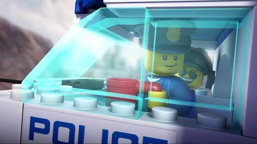 LEGO® City film - Fang forbryderne
