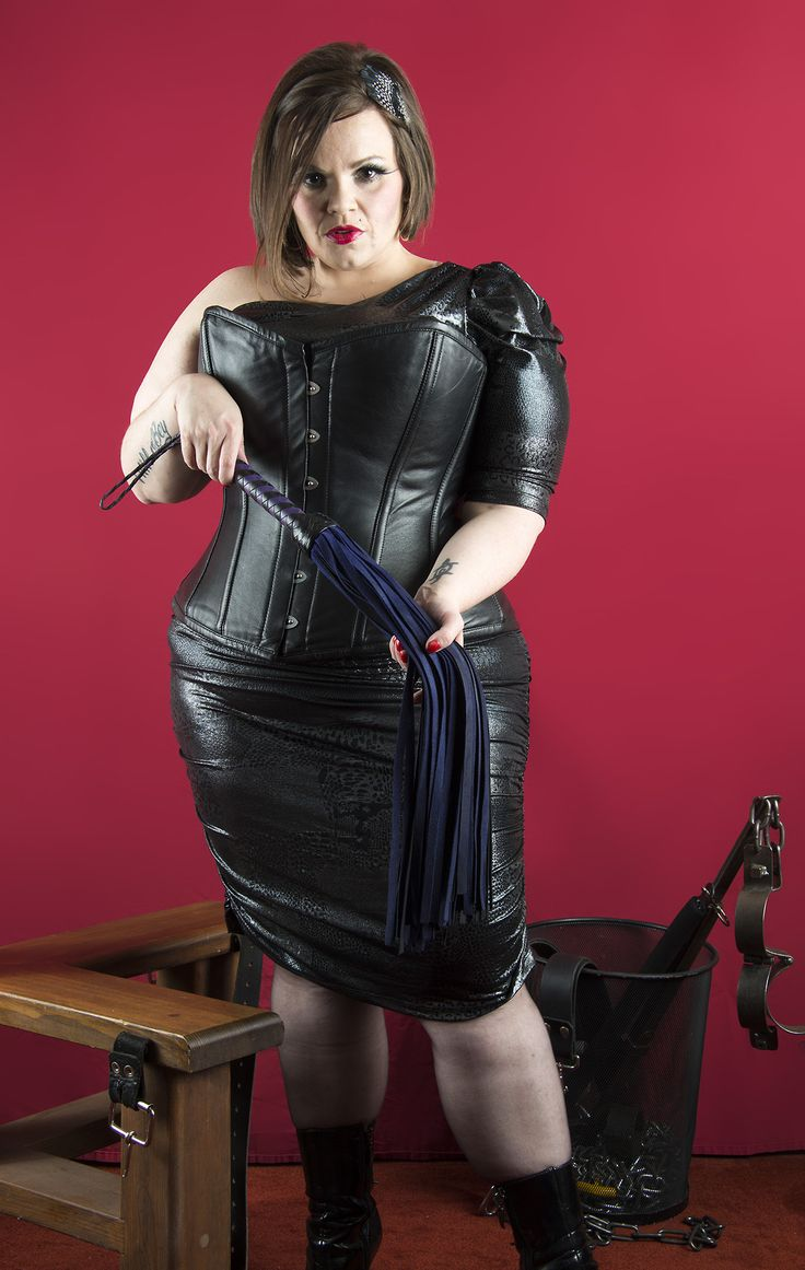 amateur bbw latex leather - Bbw femdom