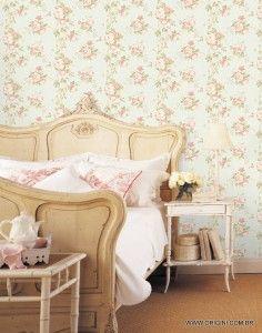 Papel de Parede para quarto com Feng Shui - Blog de Papel de parede Decoração Origini