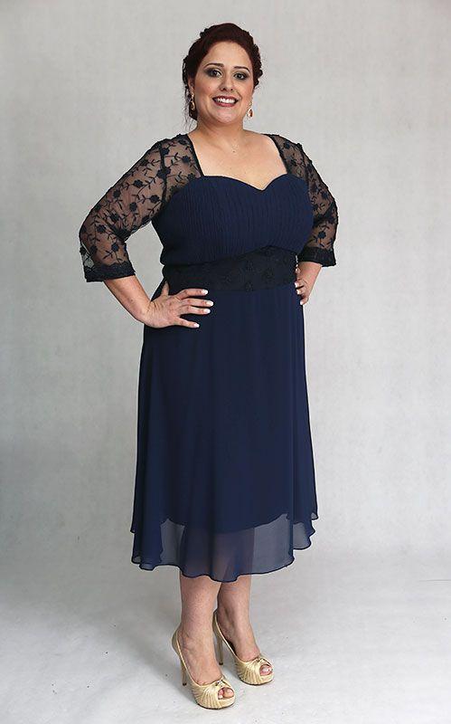 25+ melhores ideias de Vestido festa plus size no Pinterest   Plus size vestidos formais, Roupas ...