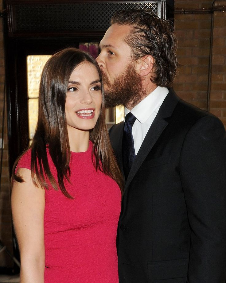 Tom Hardy and Charlotte Riley's Sweetest Moments