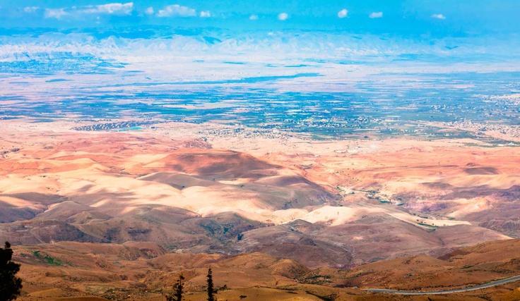 Monte Nebo-Adquirida por Europamundo