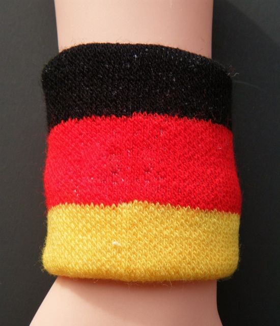 GERMANY GERMAN COUNTRY FLAG WRISTBAND SOCCER SPORTS #germany #germanyflag #germanyflagsweatband #sweatband #germanysweatband