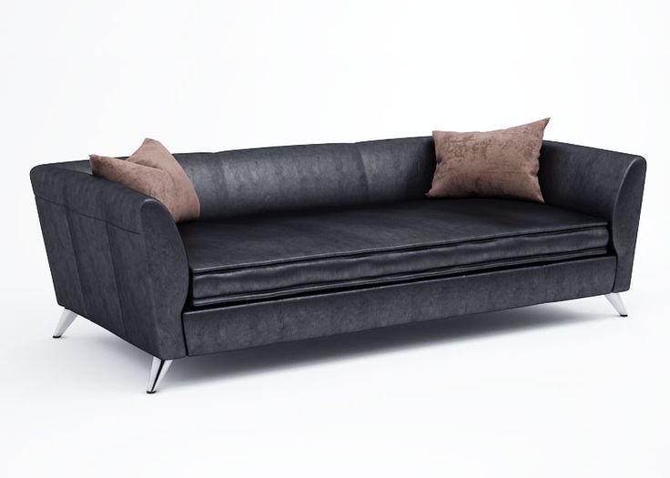 Sofa Bretz Monster F Max   3D Model